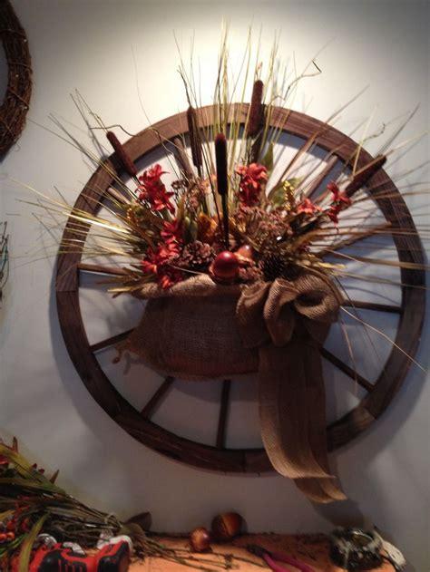 ideas  wagon wheel table  pinterest