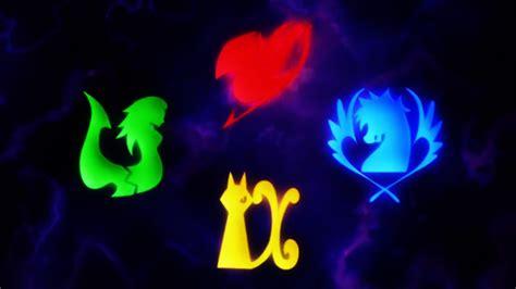 fairy tail logo wallpaper   cool full hd