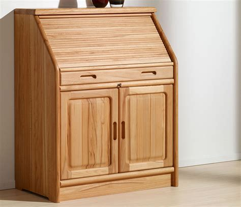 bureau export home office furniture solid wood wharfside