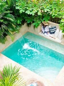Kleiner Pool Für Terrasse : 33 jardines con piscinas de ensue o piscinas pool im garten garten y pool ideen ~ Orissabook.com Haus und Dekorationen