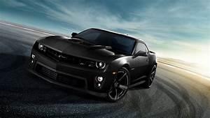 壁纸 雪佛兰Camaro ZL1黑色汽车 2560x1600 HD 高清壁纸, 图片, 照片