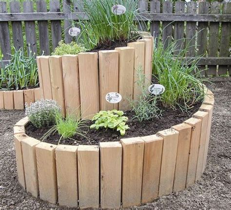 20 unique raised garden bed ideas