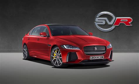 which jaguar should get the svr treatment next carscoops