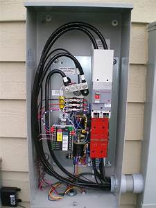 21 Unique Generac Automatic Transfer Switch Wiring Diagram