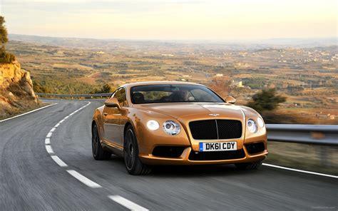 Bentley Continental Gt V8 2018 Widescreen Exotic Car