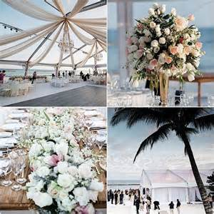 destination wedding mexico glamorous mexico destination wedding by the