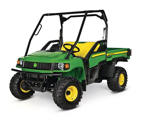 New 2017 Deere Gator Hpx 4x4 Gas Utility Vehicles In