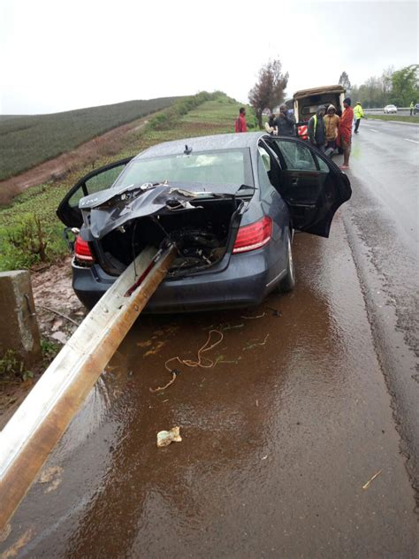 PHOTOS: Nyeri Governor Involved In Horrible Road Accident ...