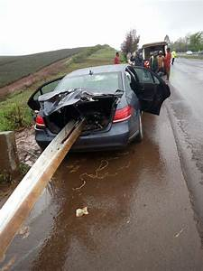 Photos  Nyeri Governor Involved In Horrible Road Accident