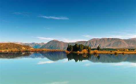 好看的蓝天湖水桌面壁纸-壁纸下载-www.pp3.cn