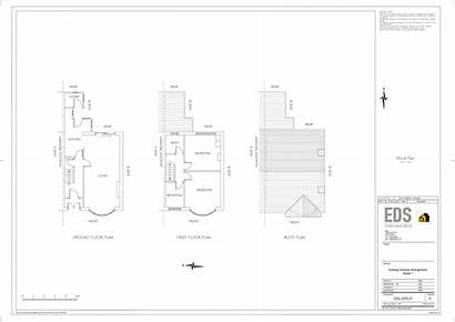 Extension Rear Coventry Planning Loft Conversion Drawing
