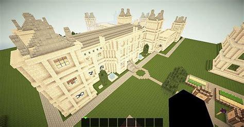 wayne manor minecraft project