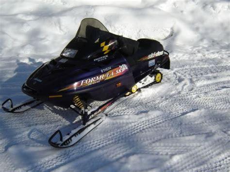 1998 Skidoo Formula Z 583