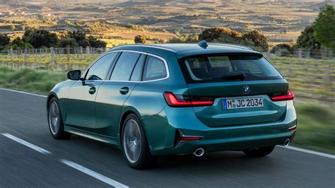 Bmw 3 Series Sports Wagon by 2020 Bmw 3 Series Sports Wagon Revealed