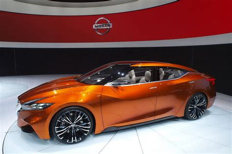 2018 Nissan Maxima Redesign And Price 2018 2019 World