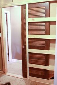 how to install a pocket door our little family: How to install a pocket door