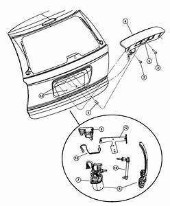 Buick Wiring   2003 Buick Rendezvous Power Window Wiring