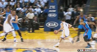 Durant Klay Thompson Kevin Warriors Dunks Curry