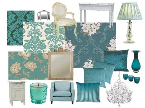 brown  tiffany blueteal living room images