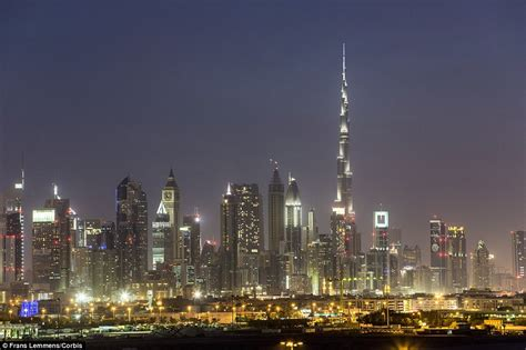 The world's most breathtaking skylines