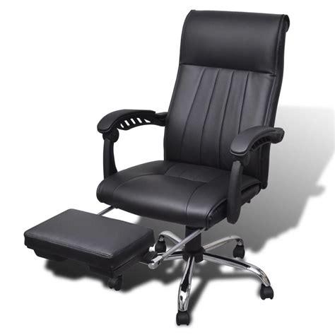 pied de fauteuil de bureau la boutique en ligne fauteuil de bureau noir en simili