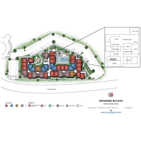 Sendero Bluffs Senior Apartment Homes  Ebrochure