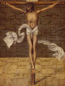 CRUCIFIXION OF JESUS: famous paintings