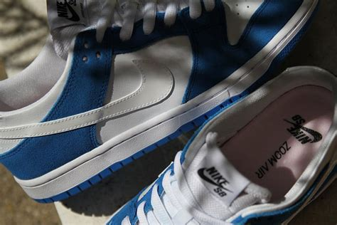nike sb dunk pro ishod wair blue spark sneaker bar