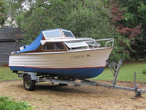 Cuddy Cabin Wooden Boat by 1963 Thompson Cuddy Cabin Powerboat For Sale In Virginia