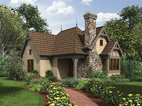 English Cottage House Plans At Eplanscom  European House