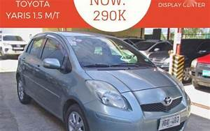 Toyota Yaris Manual 2010 For Sale