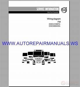 Volvo Fm Trucks Wiring Diagram Service Manual