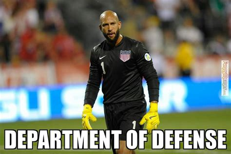 Tim Howard Memes - a word ms coulter kazblah