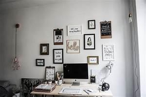 Petit Cadre Deco : decoration bureau x cadres n o h o l i t a ~ Teatrodelosmanantiales.com Idées de Décoration