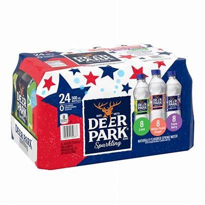 Water Deer Park Pack Sparkling Spring Variety