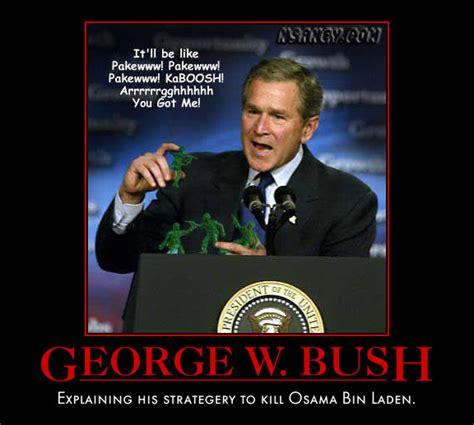 George W Bush Memes - the gallery for gt osama bin laden body in ocean