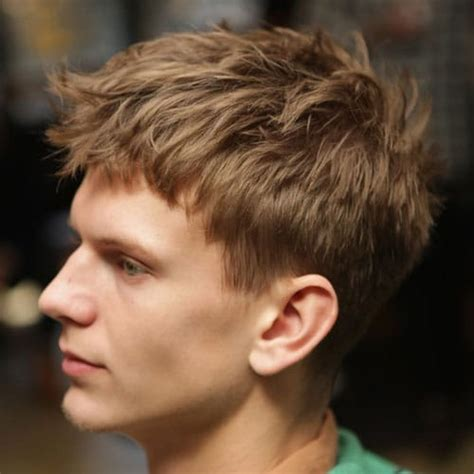 top   maintenance haircuts  men  guide