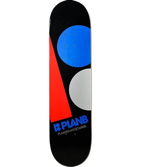 plan b skateboard decks 75 plan b team 7 75 quot skateboard deck at zumiez pdp
