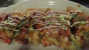 Making Okonomiyaki in Taito