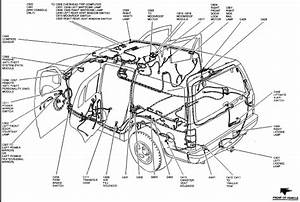 Ford Tauru Starter Wiring Diagram