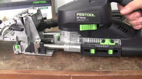 festool domino xl df  joiner product  youtube
