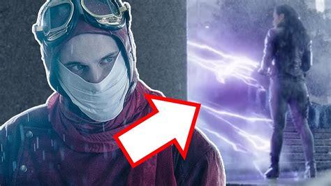Earth 19's Flash Purple Lightning Explained!