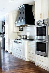 stove hood vent april pilusome With best brand of paint for kitchen cabinets with stickers en español