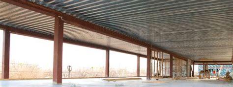 Versa Deck Metal Deck by Steel Deck Roof Composite Architectural New Millennium