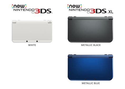 3ds xl colors new nintendo 3ds and new 3ds xl launch in australia and