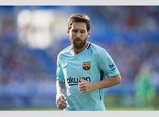 Leo Messi won't renew Barcelona deal this year