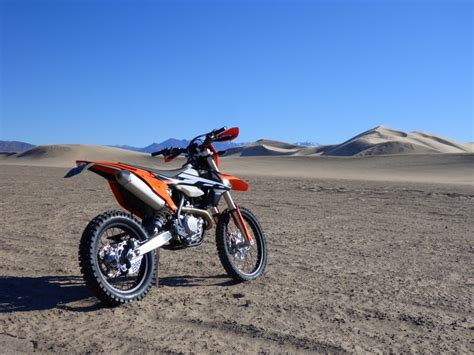 First Ride 2017 Ktm 500 Excf