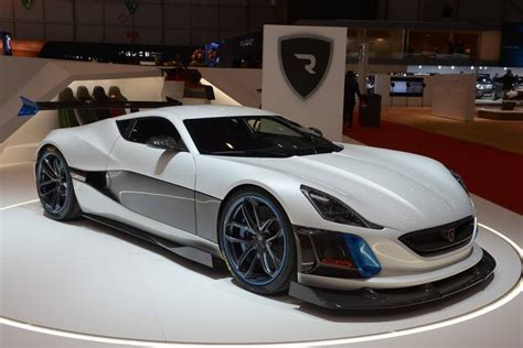 rimac concept  review price specs   mph top speed
