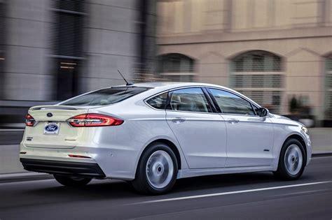Ford Mondeo 2019 Primeros Datos Y Fotos De La Nueva