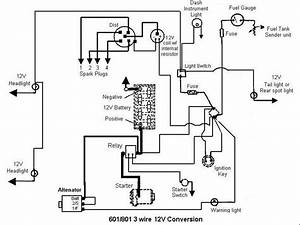 Ford Solenoid Wiring Diagram Of 3000